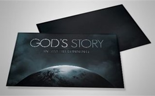 God's Story Postcards