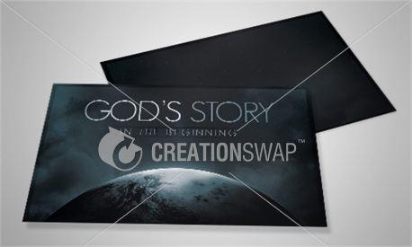 God's Story Postcards (20780)