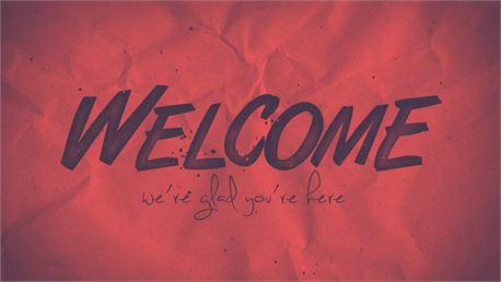 Welcome (20922)