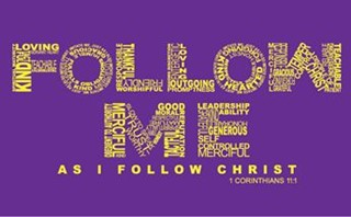 Follow Me (font design)
