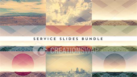 Service Slides Bundle (21276)
