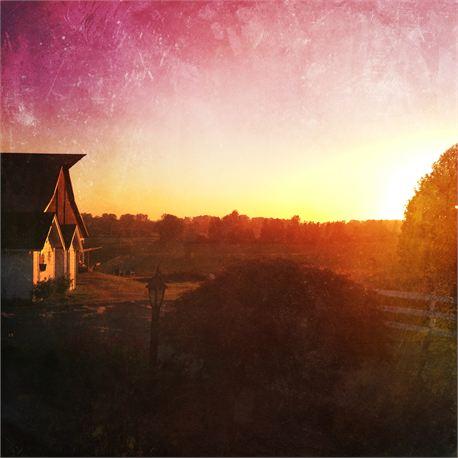 Barn Sunset (21297)