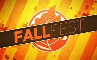Fall Festival Slides