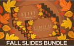 Fall Slides Bundle (21504)
