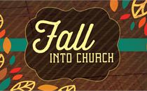 Fall Into Church Slides