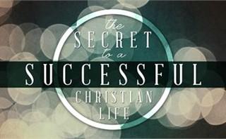 The Secret To A Successful