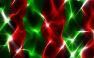 Christmas Wrap Abstract Loop