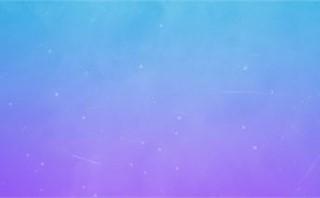 Blue Smoky Motion Loop
