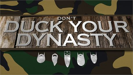Don't Duck Your Dynasty (22563)
