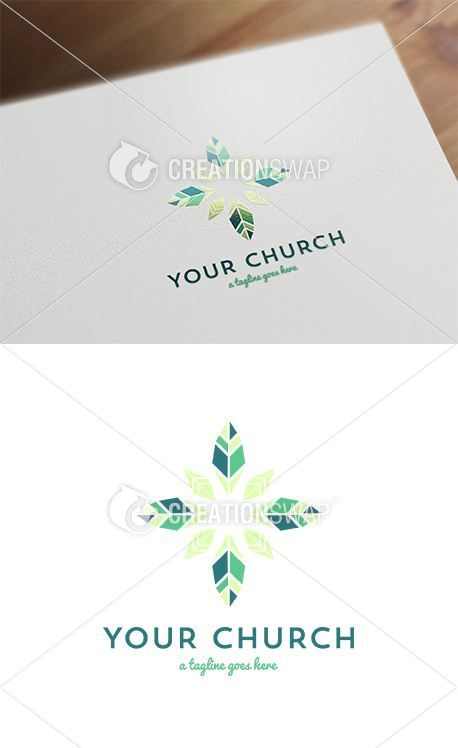 Green Leaf Logo (22568)