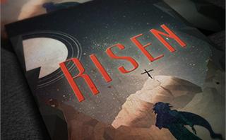Risen Christ Invitation Cards