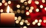 Christmas Candles (22766)