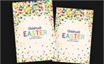 Easter Dots Postcards (23104)