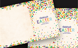 Easter Dots Bulletins