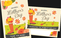 Mother's Day Postcards