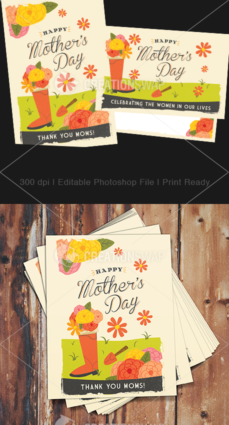 Mother's Day Postcards (23592)