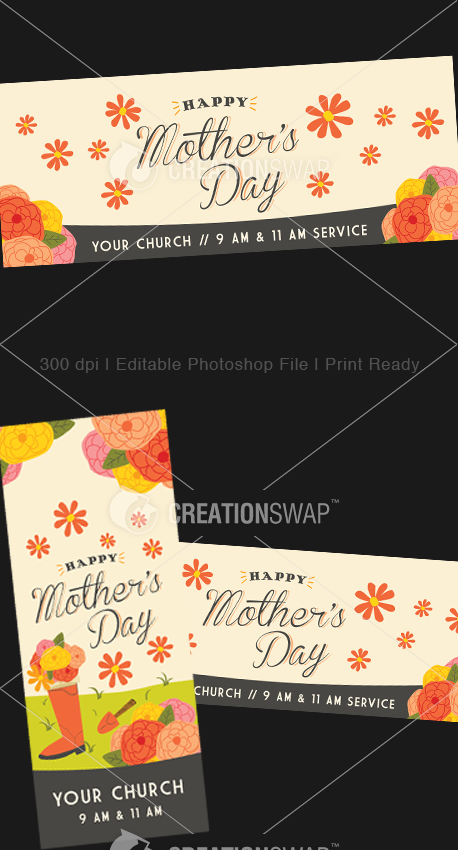 Mother's Day Banners (23596)