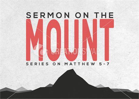 Sermon on the Mount (23785)