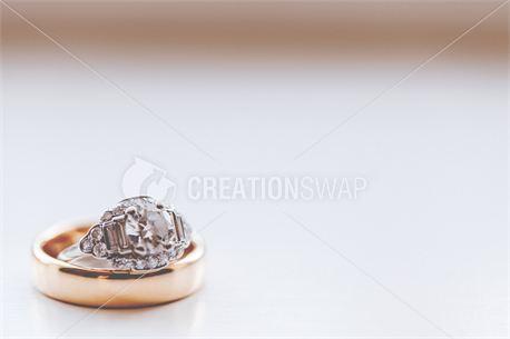 Wedding Rings (no text) (23792)