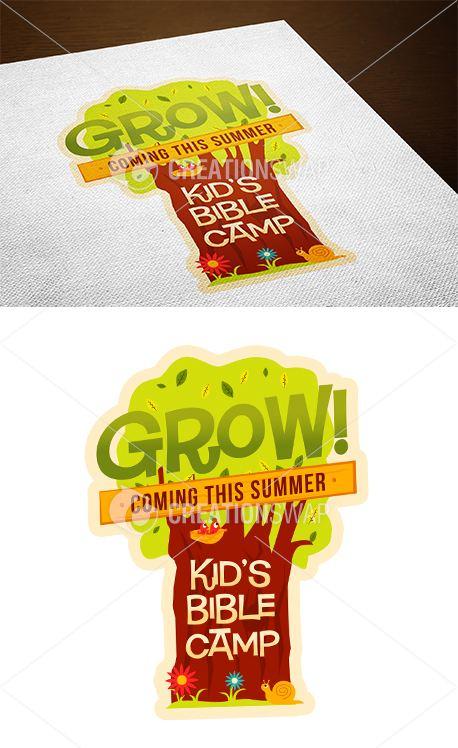 Grow VBS Logo (23803)