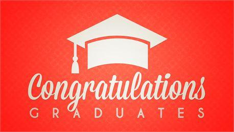 Congratulations Graduates (23928)