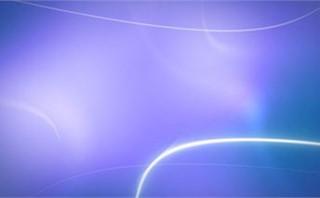 Glowing Strokes - Purple