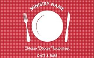 Chicken Dinner Fundraiser