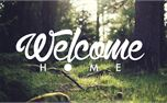 Welcome Home - Forest Green (24170)