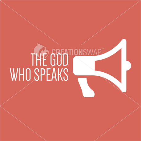 The God Who Speaks (24312)