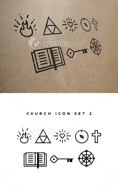 Church Icons 2 (24384)