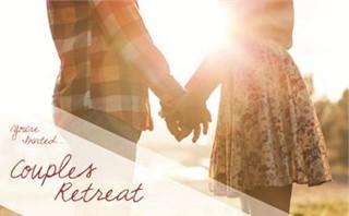 Couples Retreat Invite