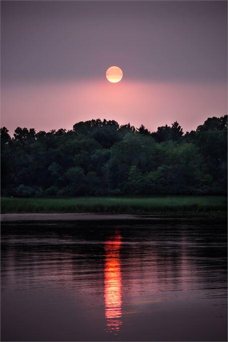Summer Sunset (24401)