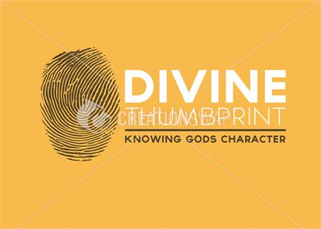 Divine Thumbprint (24727)