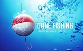 Gone Fishing Series Slide