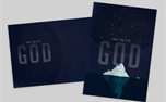 Infinite God Postcards (24760)