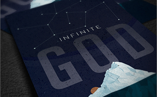 Infinite God Invitation Card