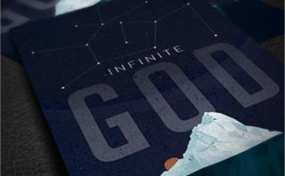 Infinite God Invitation Card