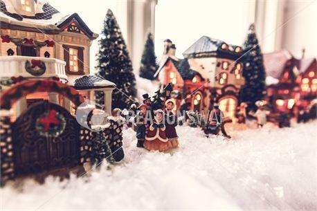 Christmas Village (24902)