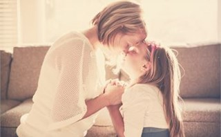 Mom & Daughter Prayer