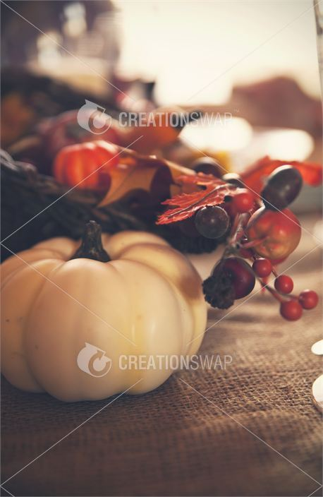Thanksgiving Decor (25057)