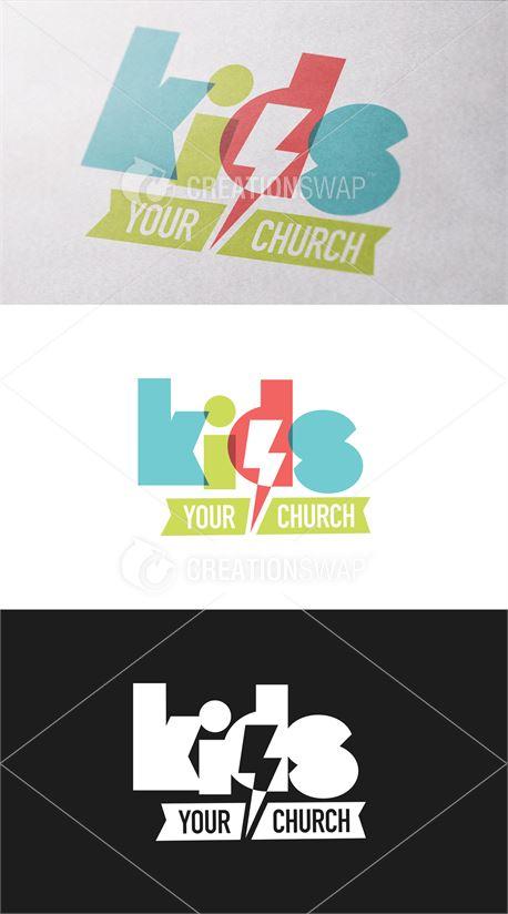 Kids Ministry Logo (25479)