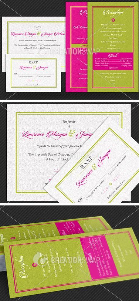 Tropical Wedding Package (25515)