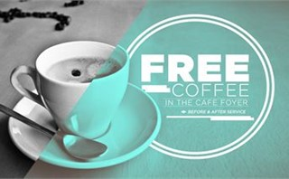 Free Coffee Screen