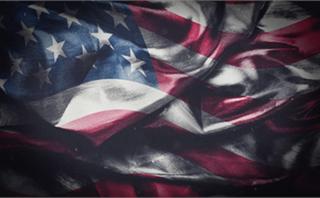 American Flag Worship