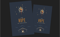 Hope of Christmas Postcard