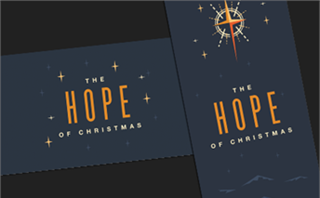 Hope of Christmas Banners