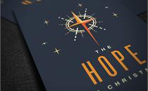 Hope of Christmas Invite Card