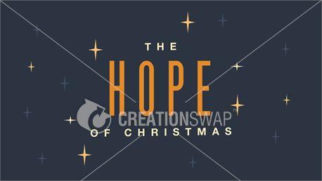 Hope of Christmas Slides (26071)