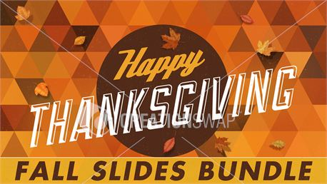 Fall and Thanksgiving Slides (26134)