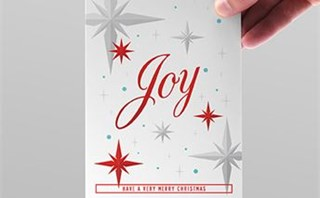 Joy Postcards